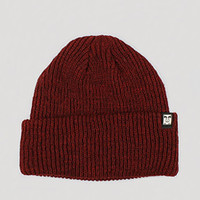 Ruger Beanie Heather Burgundy : REED SPACE ONLINE SHOP
