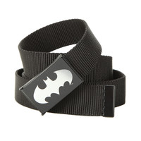 Batman Brushed Buckle Belt