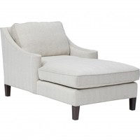 Jacob Chaise, Turin Ivory - Chaises & Benches - Furniture