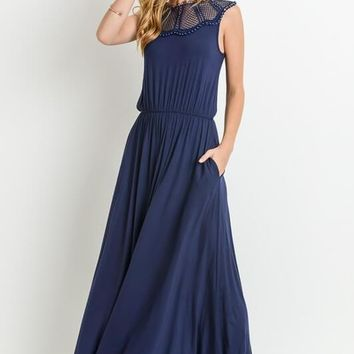 Close To You Maxi Dress