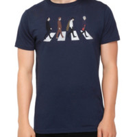 Doctor Who Crosswalk T-Shirt