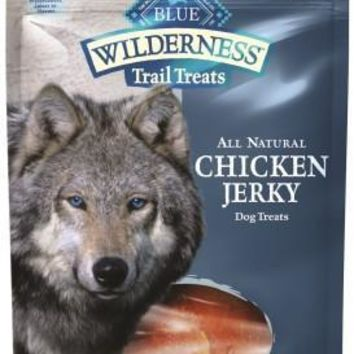 Blue Buffalo Wilderness Chicken Jerky Dog Treats 3.25oz