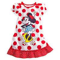 Disney Minnie Mouse Nightshirt for Girls | Disney Store