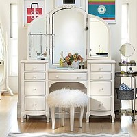 Lilac Graphic Vanity | PBteen