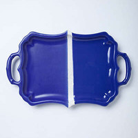 Anthropologie - Parting Seas Serving Platter
