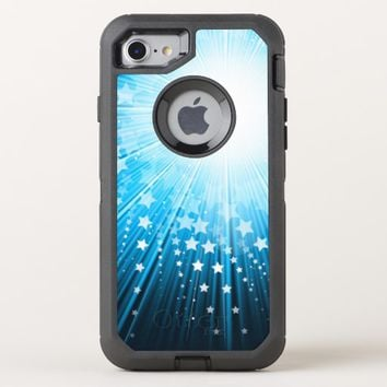 Sparkling Stars OtterBox Defender iPhone 8/7 Case