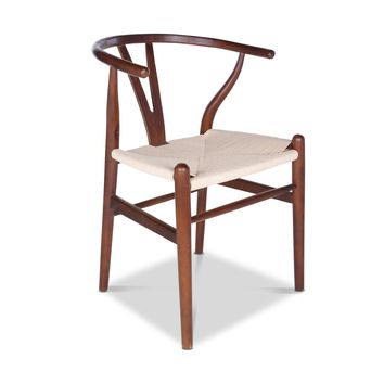 Sylmar Side Chair WALNUT/CHOICE OF SEAT COLOR - Set of 2