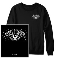 Eye Black Crewneck : PNE0 : State Champs