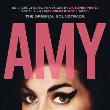 Antonio Pinto, Amy Winehouse ‎– Amy (The Original Soundtrack) LP