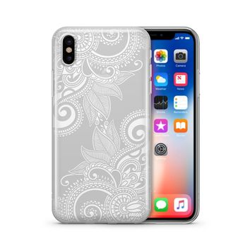 Efflorescent - Clear TPU Case Cover