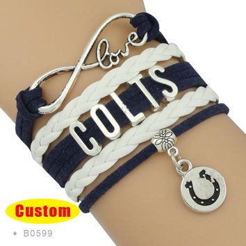 NFL Indianapolis Colts  Bracelet - Free Shipping