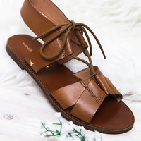 Windsor Smith - Biingo Sandal - Tan