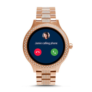 Gen 3 Smartwatch - Q Venture Rose Gold-Tone Stainless Steel