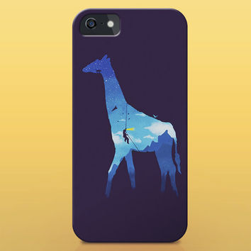 Adventurous Giraffe  iPhone 6 6s case, iPhone 6 6s Plus case, iPhone 6 case,  Samsung s5 case, Samsung s6 case, iPhone 5 5s 5c Case