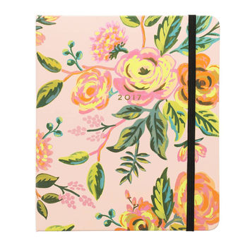 2017 Rifle Paper Co. Everyday 17 Month Planner - Jardin de Paris