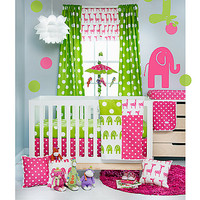 Glenna Jean Ellie & Stretch Crib Bedding Collection
