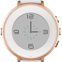Pebble Time Round | Pebble Smartwatch | Smartwatch for iPhone & Android