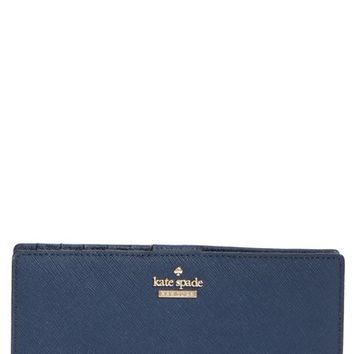 kate spade new york 'cameron street - stacy' textured leather wallet | Nordstrom