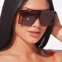 In the Mood Sunnies Brown