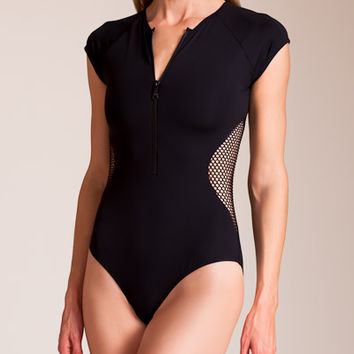Melissa Odabash: Sport Luxe Rio Swimsuit | Nancy Meyer