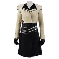 Solo A Star Wars Story Qi'Ra Cosplay Costume Suit Women Dress Jacket Qira Full Set Cosdaddy
