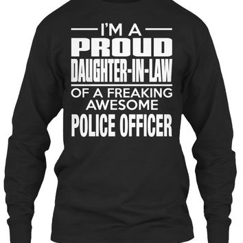 PROUD DAUGHTER-IN-LAW - POLICE OFFICER