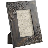 Etched Wood Frame