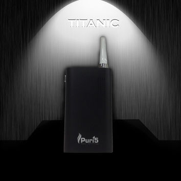 Loose Leaf Herbal Vaporizer TITANIC