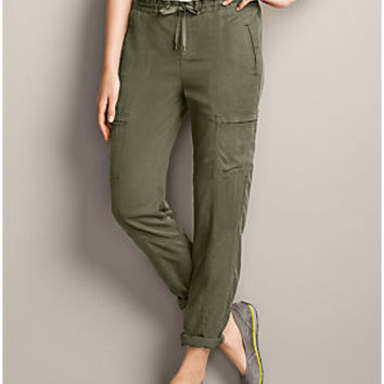 Tranquil Cargo Jogger Pants | Eddie Bauer