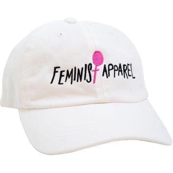 Feminist Apparel Logo -- Hat