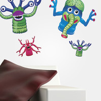 Monstrous Wall Decals