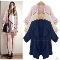 Slim Fashion Sexy Three Color On Sale All-matched Jacket [22465806362]