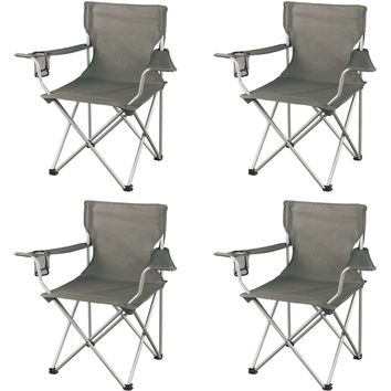 4-set Camping Chairs
