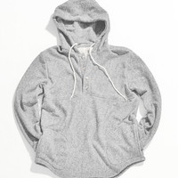 Camping Hoodie Heather Grey | MUTTONHEAD