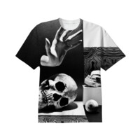 High Five - T-shirt created by Michael Burk | Print All Over Me