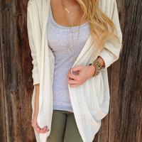 Avalon Oversized Cardigan