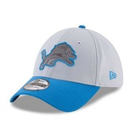 NFL Detroit Lions Gray Thanksgiving Sideline 39THIRTY Flex Hat