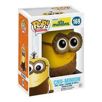 Cro-Minion Minions POP! Movies #169 Vinyl Figure