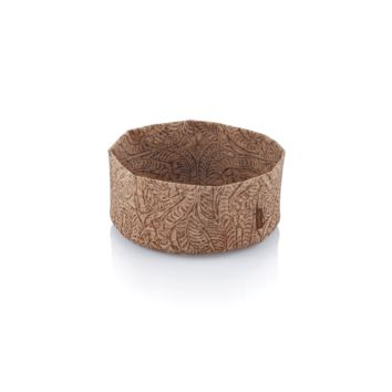 "'Adjust-A-Bowl' Embossed 8"" Soft Cork Bowl"
