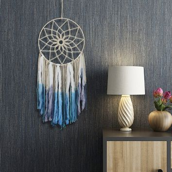 2018 New Fashion Bohemian Style Handwoven Dream Catcher Wall Hanging Living Room Bedroom Decoration Home Decor