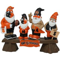 Cincinnati Bengals Fan Gnome Bench