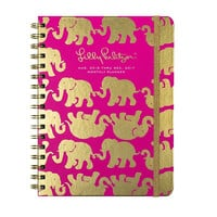 Lilly Pulitzer 17 Month Planner - Tusk in Sun