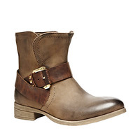Steve Madden - BELTON TAUPE LEATHER