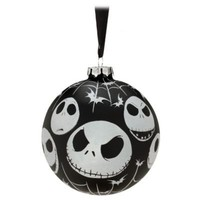 Ball Jack Skellington Ornament | Nightmare Before Christmas | Disney Store