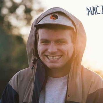 Mac Demarco Portrait Poster 11x17