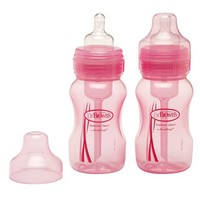 2pk Dr Brown s Feeding Bottles 8 fl oz  374297412 | Bottles | Bottle Feeding | Feeding | Baby | Burlington Coat Factory
