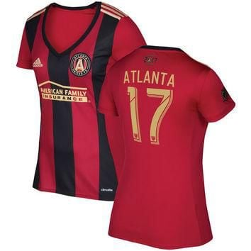 Atlanta United FC 2017 Home Men Soccer Jersey ATLANTA#17