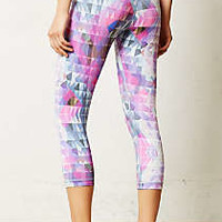 Pure + Good Geodiamond Crop Leggings