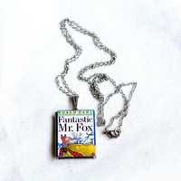Fantastic Mr. Fox - Book Locket