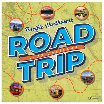 Road Trip: Pacific Northwest Wall